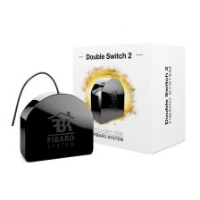 Double Switch 2 2*1,5 kW con misuratore energetico